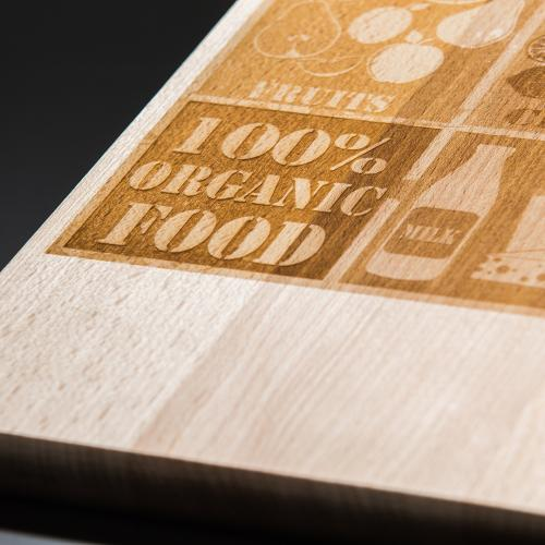 Gravograph - Wood cutting and engraving